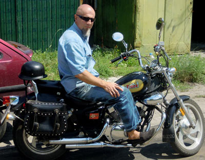 мотоцикл+борода 2015