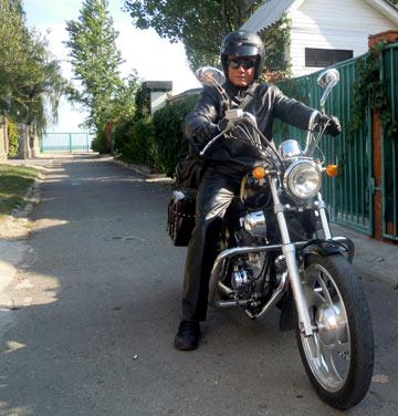 Мелекино, сентябрь