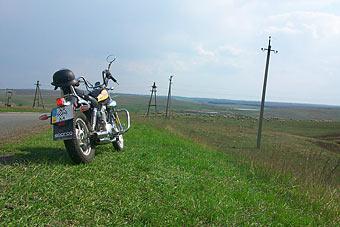 вроде Берестовая - в сторону Старобешево