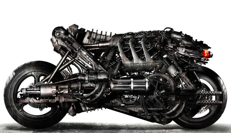 фотография Moto Terminator IV (Терминатор 4) (4215 просм.)