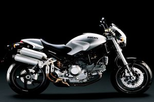 Ducati Monster M800 Silver