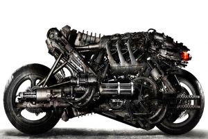 Moto Terminator IV (Терминатор 4)