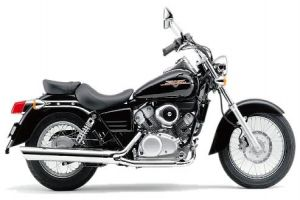 Honda Shadow VT 125