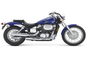 Honda Shadow Spirit VT 750 DC