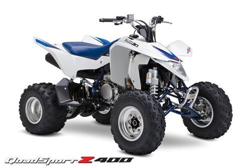 спортивный квадроцикл Suzuki QuadSport Z400